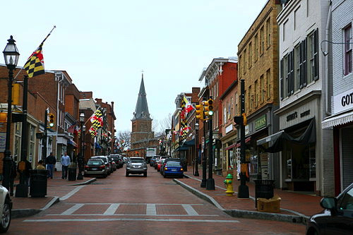 Pictures of Annapolis