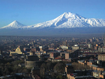 Pictures of Yerevan