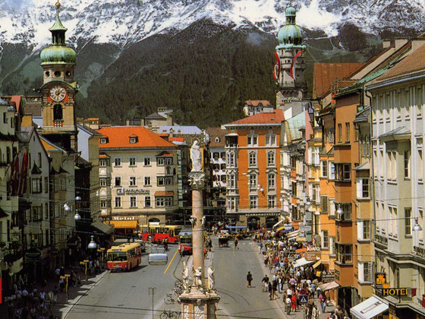Pictures of Innsbruck