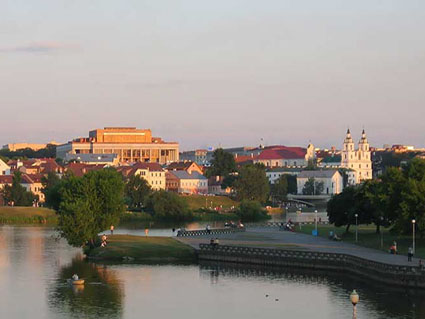 Pictures of Minsk