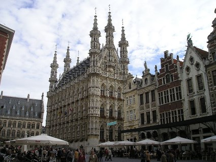 Pictures of Leuven