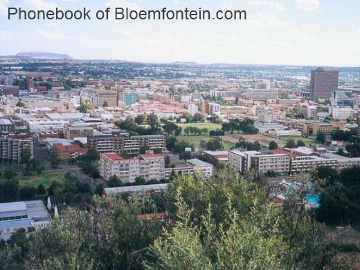 Phone Book of Bloemfontein com +27 51 - Directory White Pages