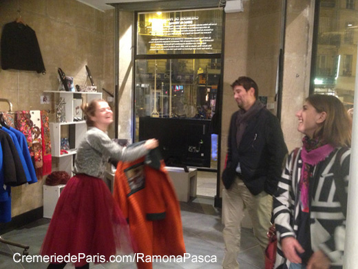 Ramona Pasca Pop Up Store
