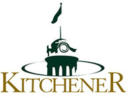 website of the city of Kitchener