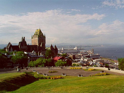 Pictures of Quebec City