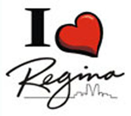 website of the city of Regina