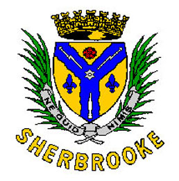 website of the city of Sherbrooke
