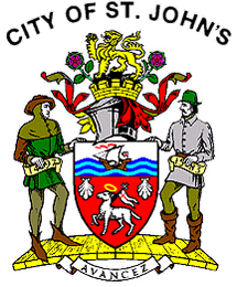 website of the city of St Johns
