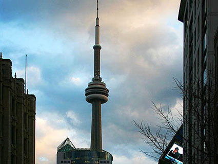 Pictures of Toronto (CN Tower Toronto)