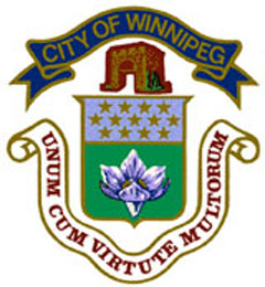 website of the city of Winnipeg