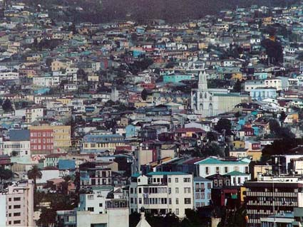 Pictures of Valparaiso
