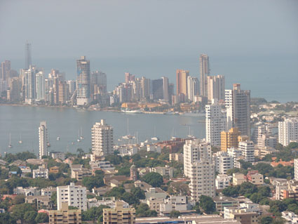 Pictures of Cartagena