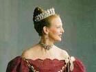 Queen Margarethe II of Denmark