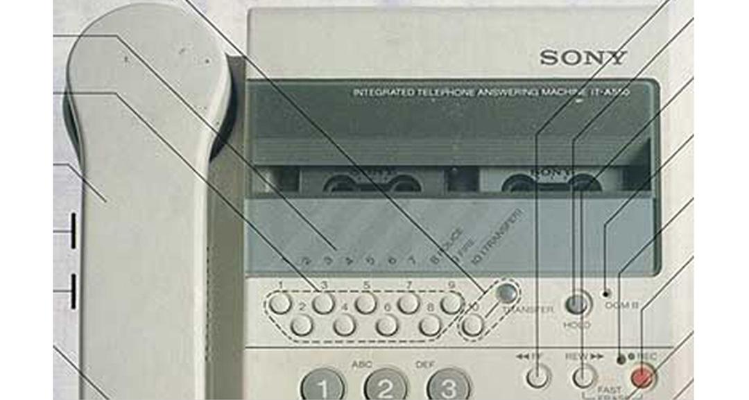 Sony IT A 550