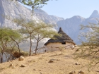 Mount Soira, highest point of Eritrea