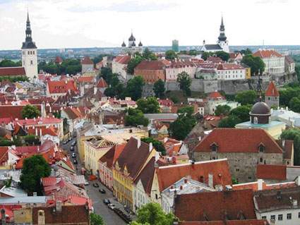 Pictures of Tallinn