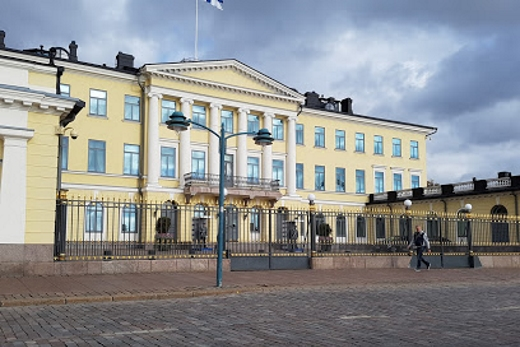 Seat of the President of Finland