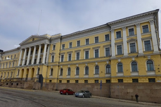Seat of the Finland Prime Minister
