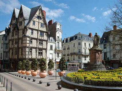 Pictures of Angers