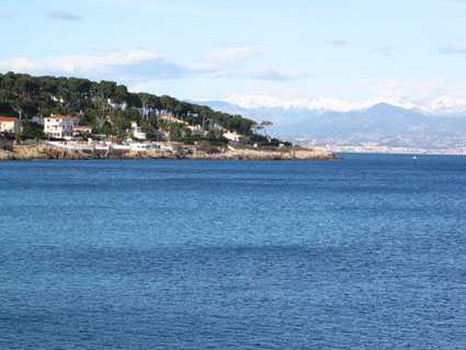 Pictures of Antibes