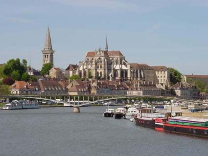 Pictures of Auxerre