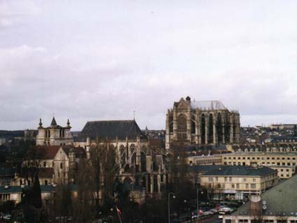 Pictures of Beauvais