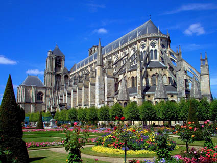 Pictures of Bourges