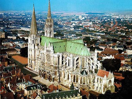 Pictures of Chartres