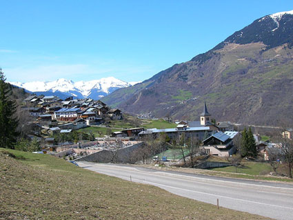 Pictures of Courchevel
