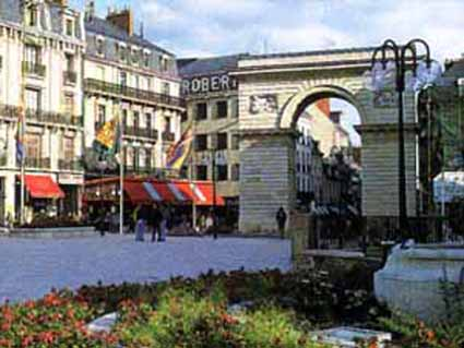 Pictures of Dijon