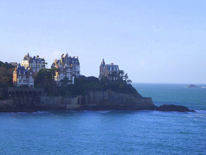Pictures of Dinard