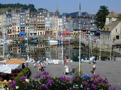 Pictures of Honfleur