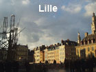 Pictures of Lille (Place Charles de Gaulle)
