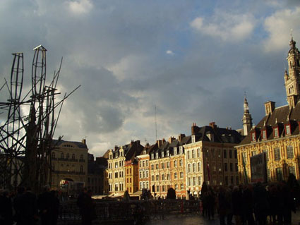 Pictures of Lille