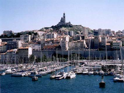 Pictures of Marseille