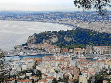 Pictures of Nice (Baie de Nice)