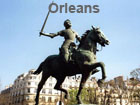 Picture of Orleans (Statue of Jeanne d´Arc)