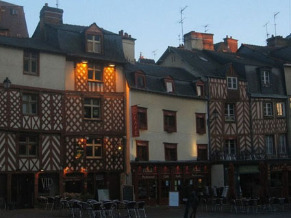 Pictures of Rennes