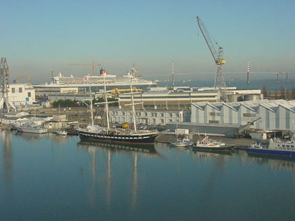 Pictures of St Nazaire