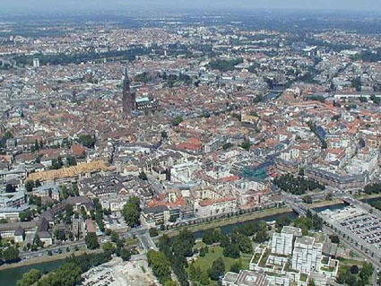click here to see pictures of Strasbourg