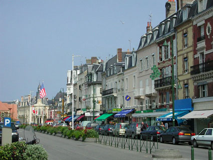 Pictures of Trouville