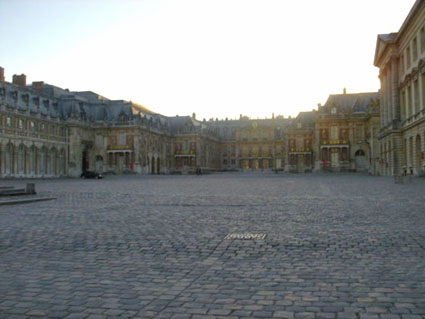 Pictures of Versailles at the occasion a Charity Gala in the Castle