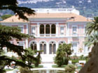 Villa Ephrussie de Rothschild, on the Cap Ferrat near Nice