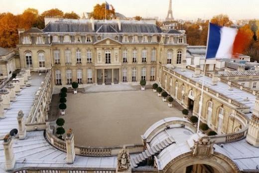 President Office of France