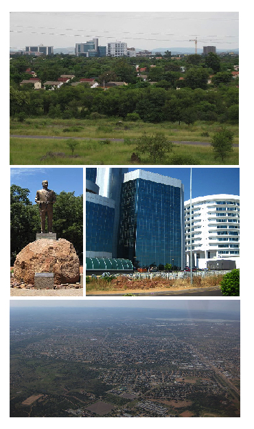 Pictures of Gaborone