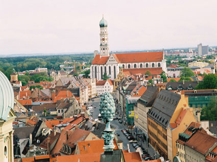 Pictures of Augsburg