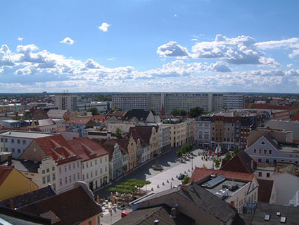 Pictures of Cottbus