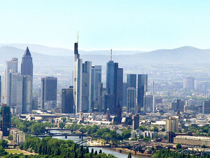 Pictures of Frankfurt