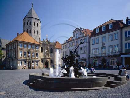 Pictures of Paderborn