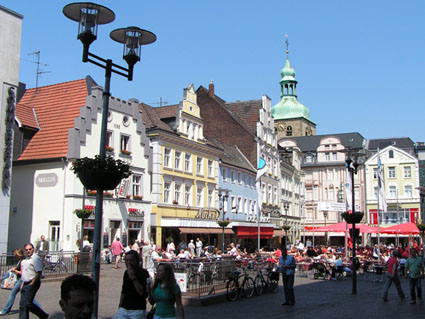 Pictures of Recklinghausen